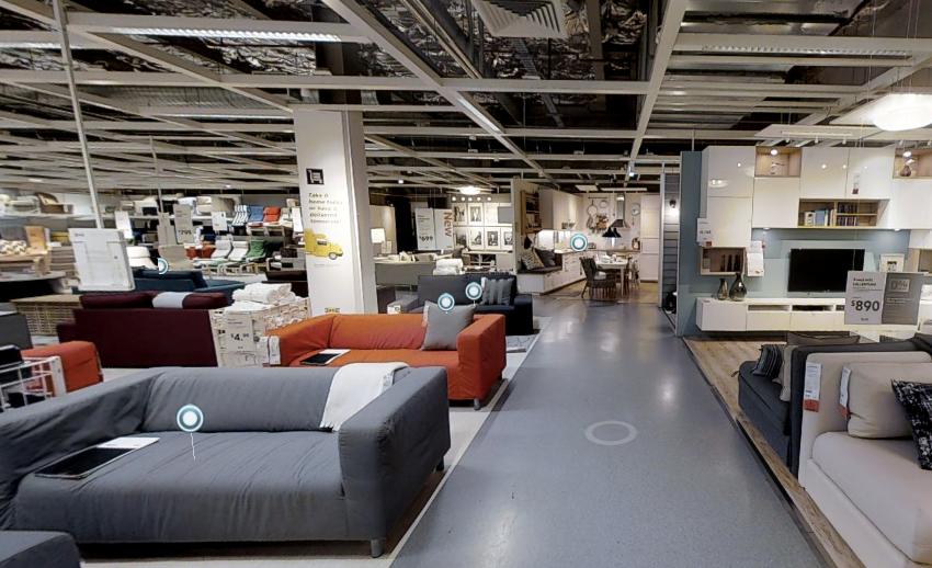 Ikea начала набор персонала
