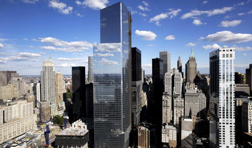 Всемирный торговый центр 4 в Нью-Йорке
