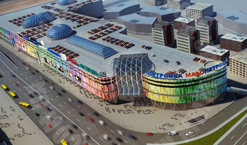 Petrovka Mall