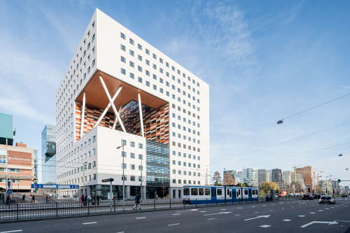 2 Laboratory and Research Building  Géographie : netherlands